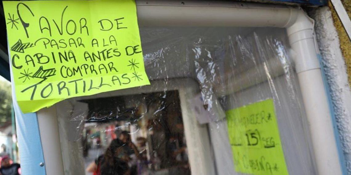 Trabajadores informales en México