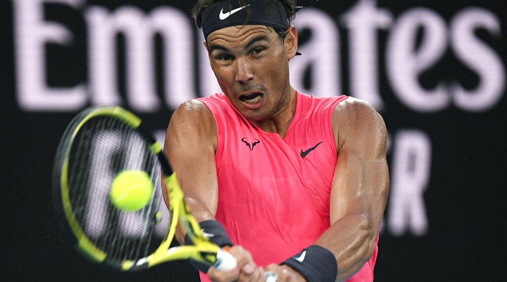 Rafael Nadal ve difícil jugar pronto un gran torneo por el coronavirus