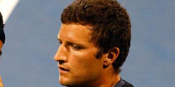 Tenista colombiano Nicolás Barrientos enfermó de COVID-19