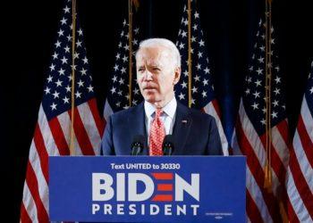 Una exempleada acusa a Joe Biden de agresión sexual