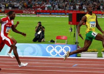 Usain Bolt da el ejemplo desde sus redes sociales