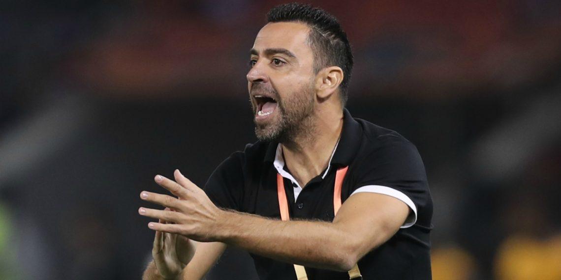 Xavi Hernández se ilusiona con volver al Barca