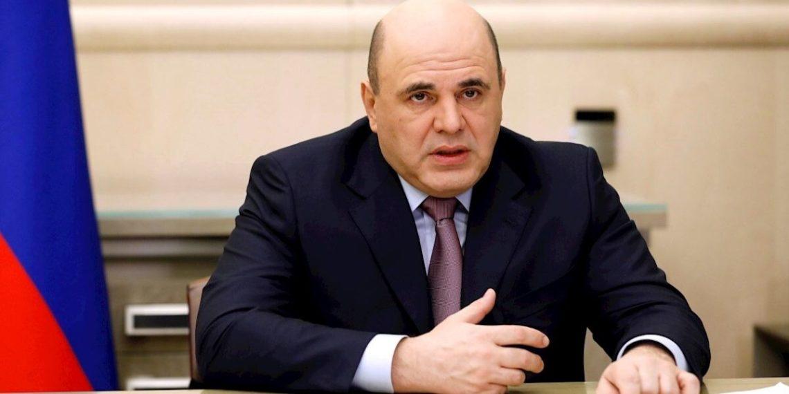 Primero ministro ruso