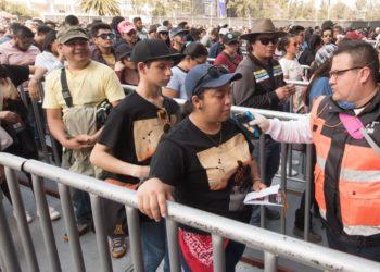 Muere por COVID-19 policía que brindó seguridad en el Vive Latino