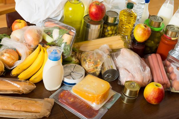 alimentos no perecederos