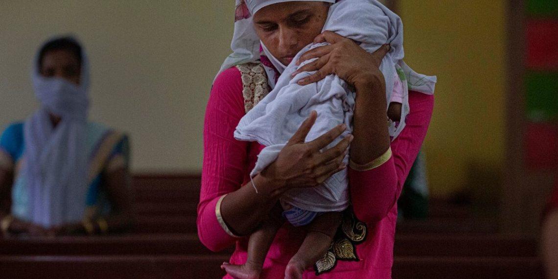 Pareja bautizó Covid y Corona a sus bebés