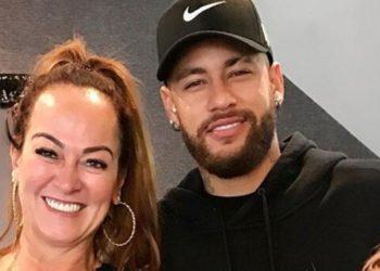 La mamá de Neymar presentó a su novio 30 años menor que ella