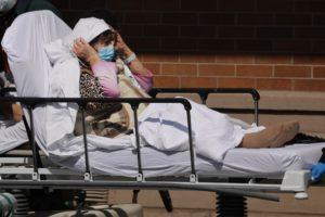 Muertes por coronavirus en Nueva York