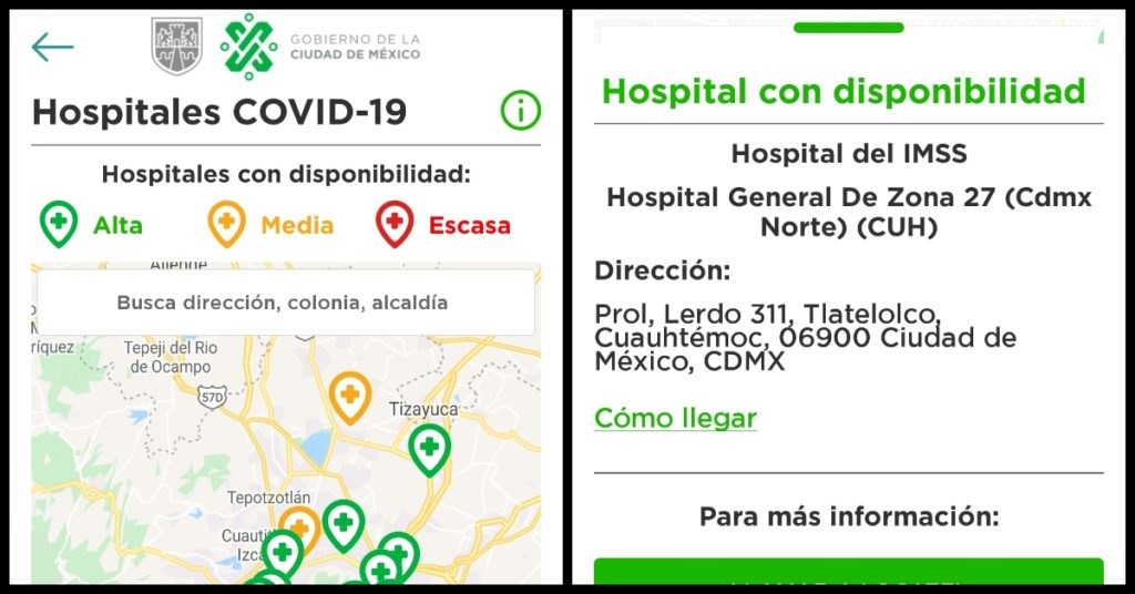 app coronavirus