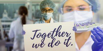 médicos coronavirus cuarentena