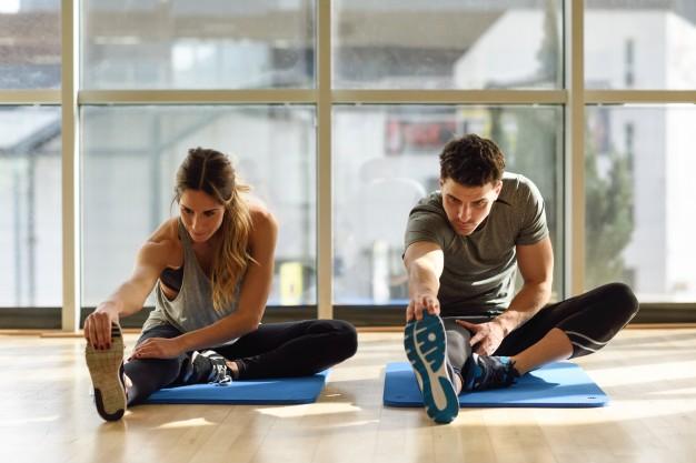 cuarentena ejercicios