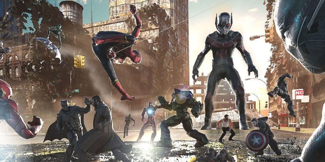 Iron Man, Gokú, John Wick, Terminator y muchos más se únen para combatir el coronavirus
