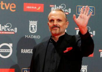 Miguel Bosé homenaje