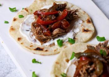 En la comida mexicana no faltan los tacos