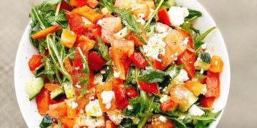 Ensaladas: las mejores comidas saludables