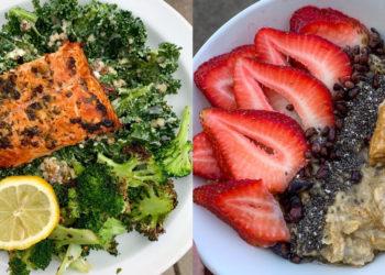 Recetas de cocina fáciles de hacer: avena, tostadas y vegetales