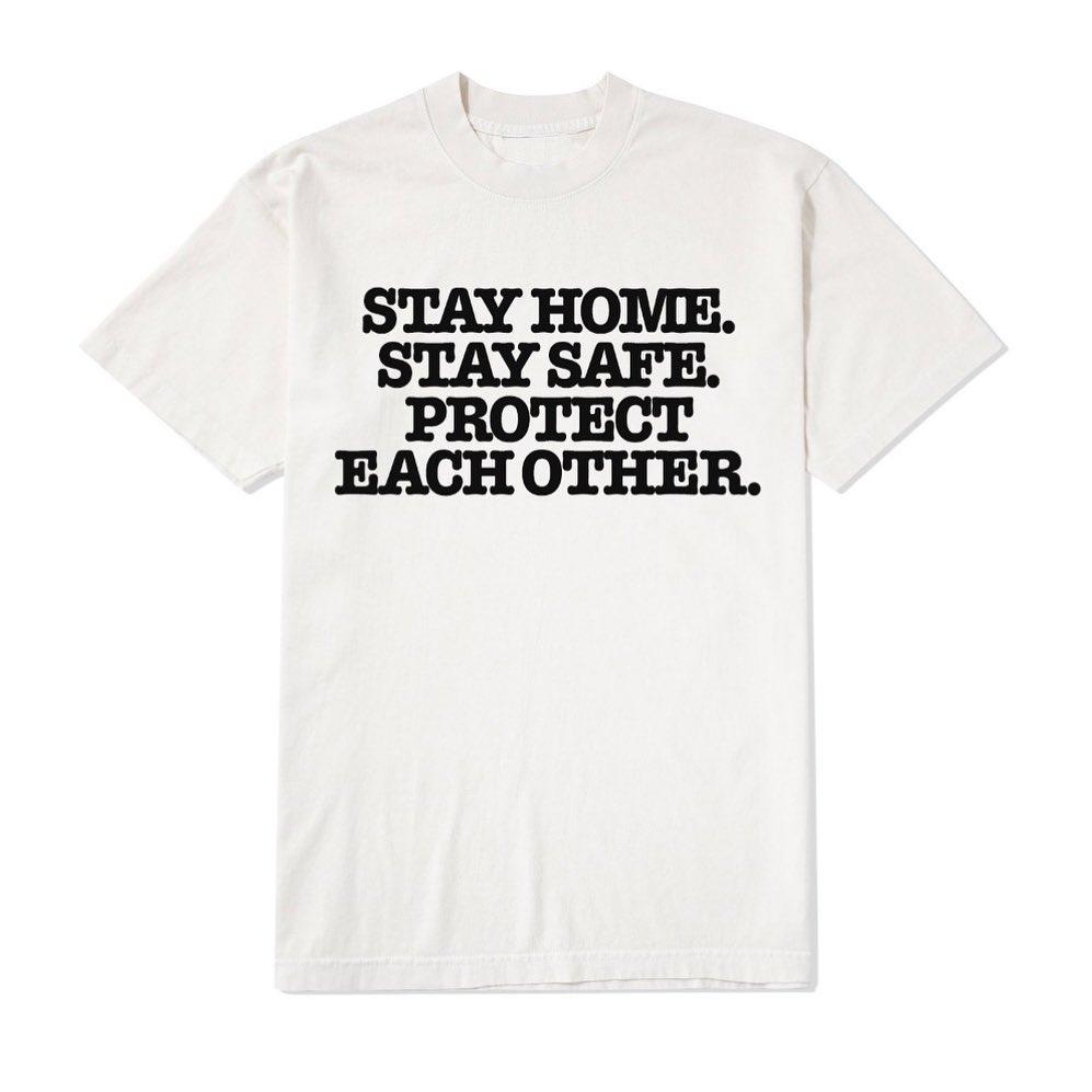 Camiseta elaborada por Harry Styles