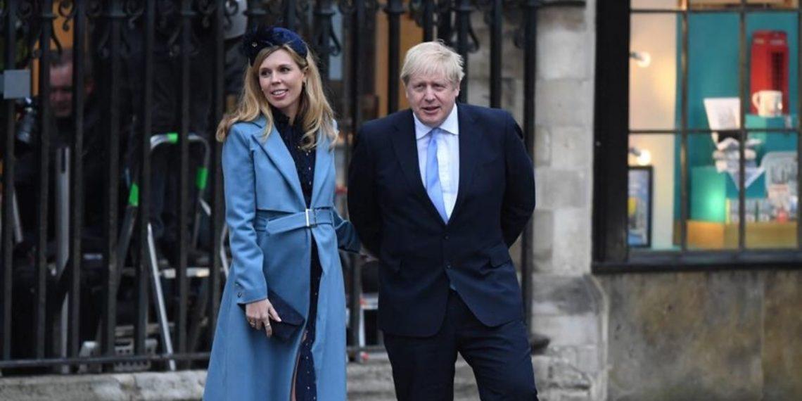 Nació el hijo de Boris Johnson