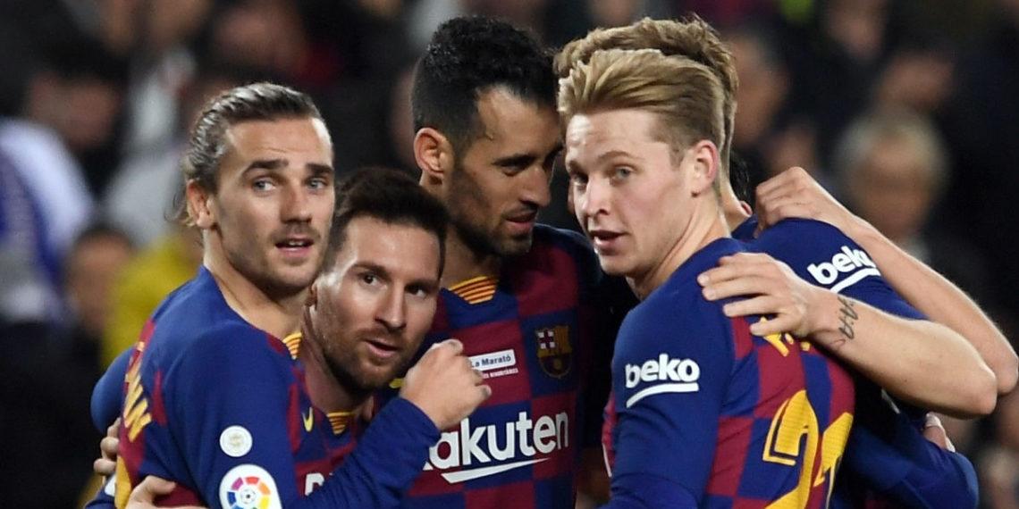El Barcelona tiene varios planes con el Camp Nou