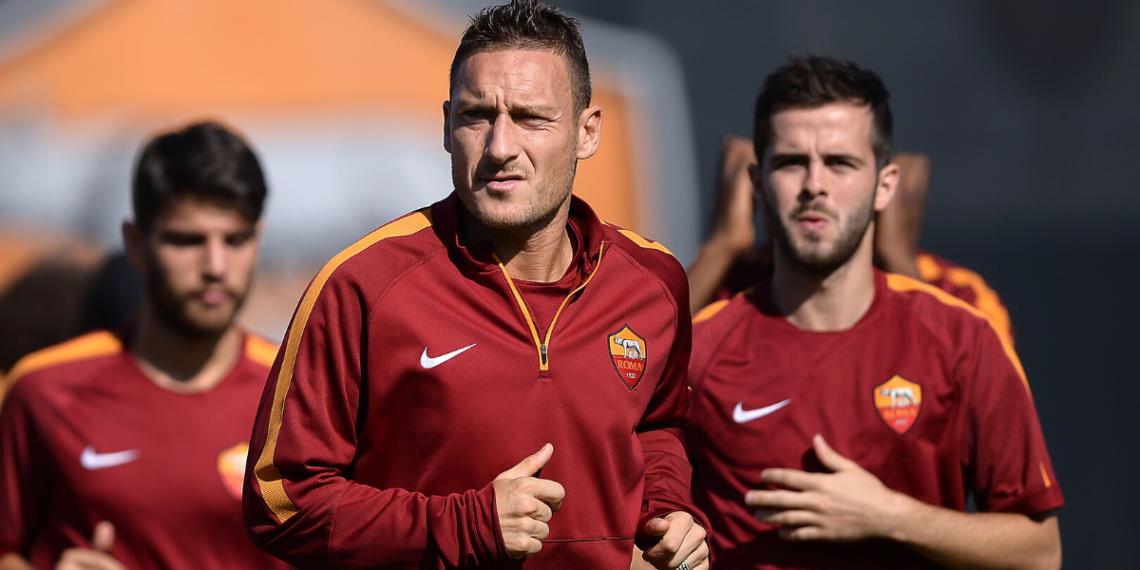 Totti es uno de los jugadores que confesaron su amor por Boca