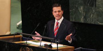 El Gobierno Mexicano ordenó investigar las cuentas bancarias del expresidente Enrique Peña Nieto, y de sus familiares más cercanos. Foto. AFP