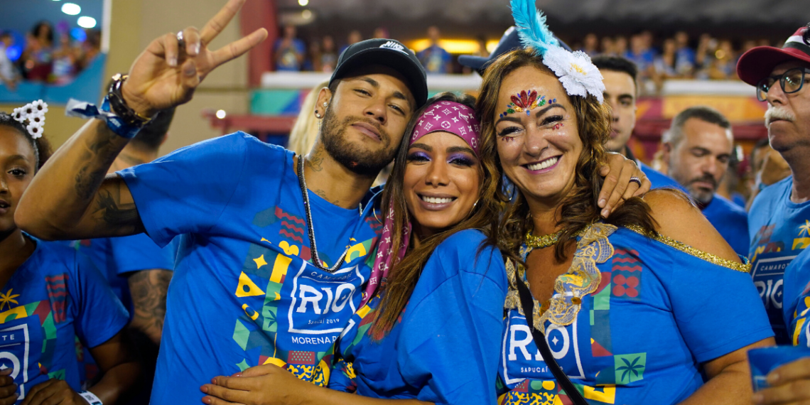 La madre de Neymar tuvo un romance fugaz con Tiago Ramos