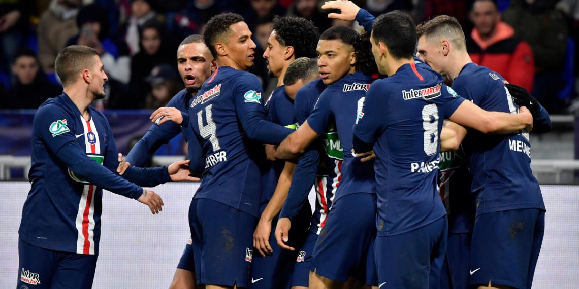 El PSG es campeón de la primera división francesa