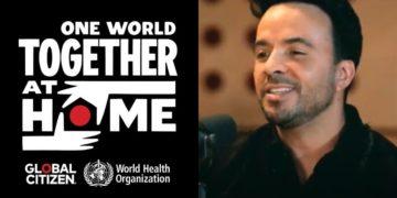 Transmisión del One World: Together at Home