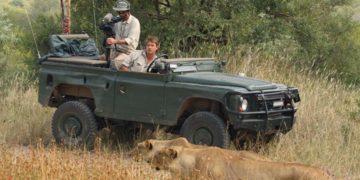 Safaris virtuales en Africa ante coronavirus