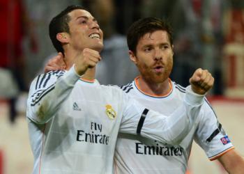 El Real Madrid celebró en Múnich en el año 2014