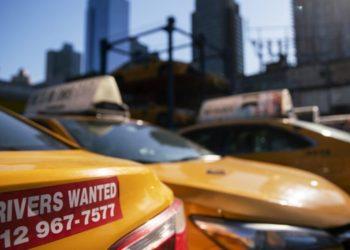 Taxis en Nueva York ante el Covid-19