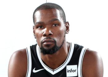 Durant es uno de los jugadores de la NBA con Covid-19