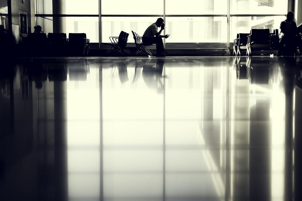 Fantasma aeropuerto