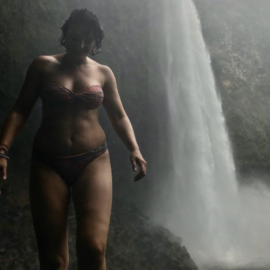 La mexicana Aislinn Derbez mostró fotos en bikini después de haber dado a luz