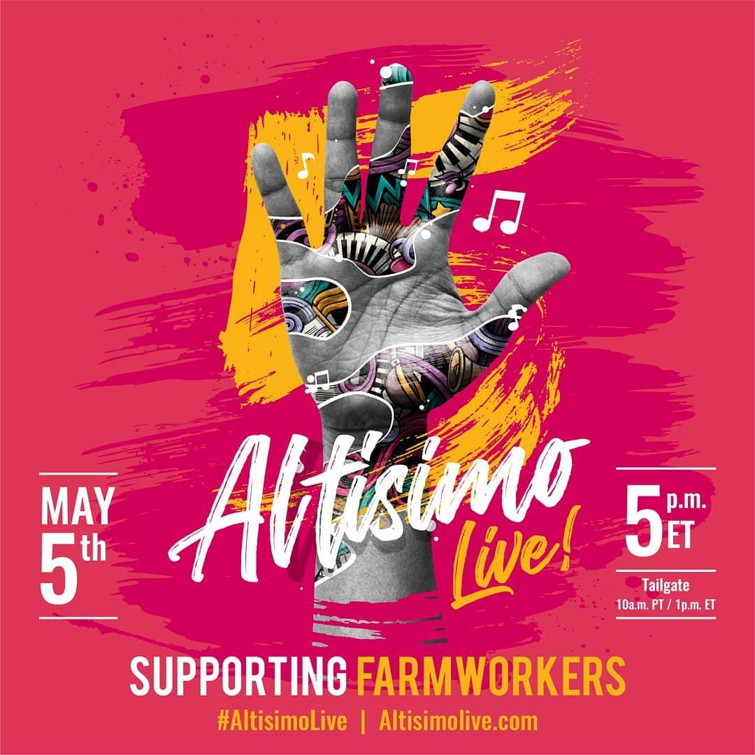 'Altisimo Live!'