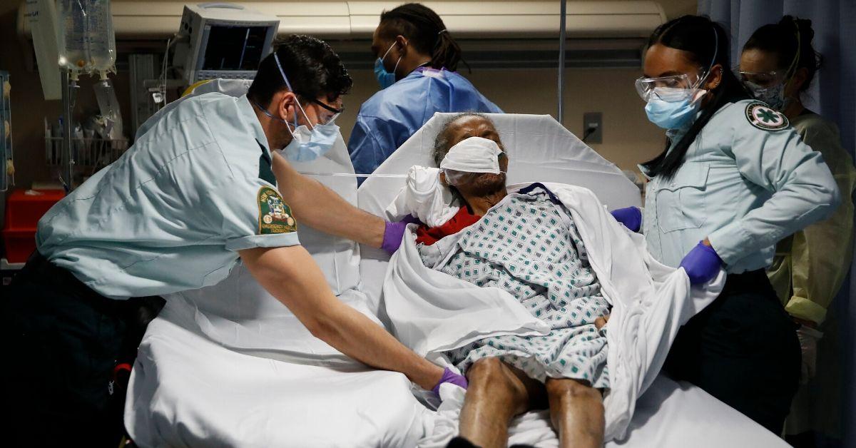 coronavirus afecta a los ancianos