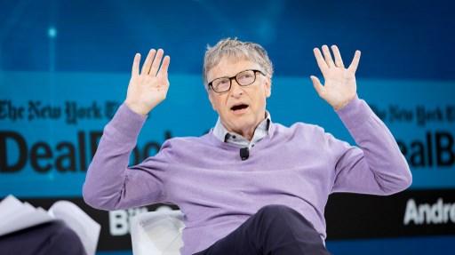 Bill Gates conspiraciones