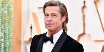 Brad Pitt parodia las declaraciones de Donald Trump