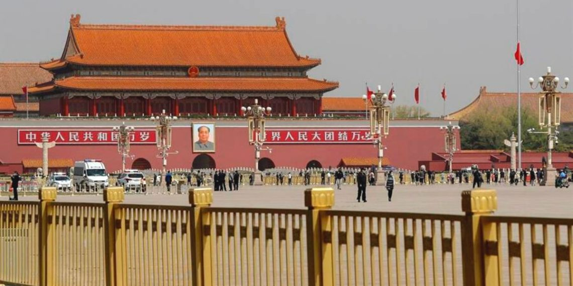 China amenaza a Australia