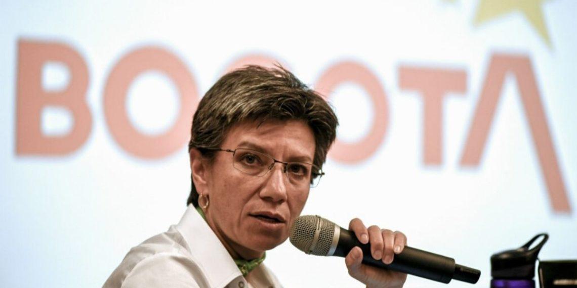 Claudia Lopez cuarentena
