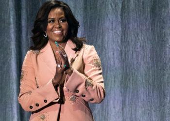 Michelle Obama lee cuentos online para niños
