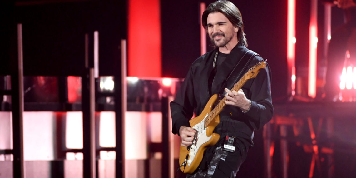 Juanes tocará junto a la Orquesta Filarmónica de Bogotá