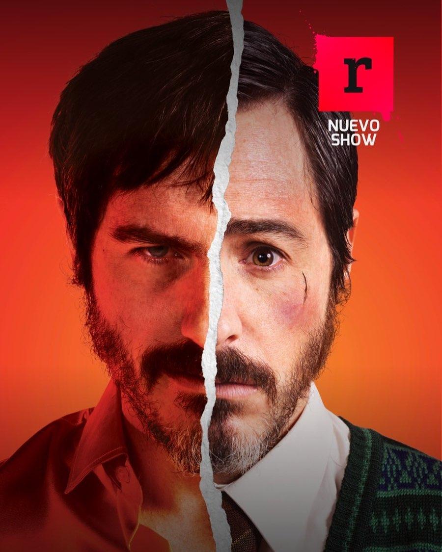 Mauricio Ochmann interpreta a 'Franco Barrón' en la nueva serie 'R'