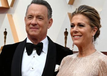 Tom Hanks ayuda a un niño llamado Corona