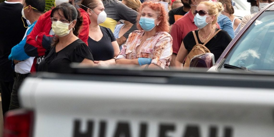 Florida 800 muertes