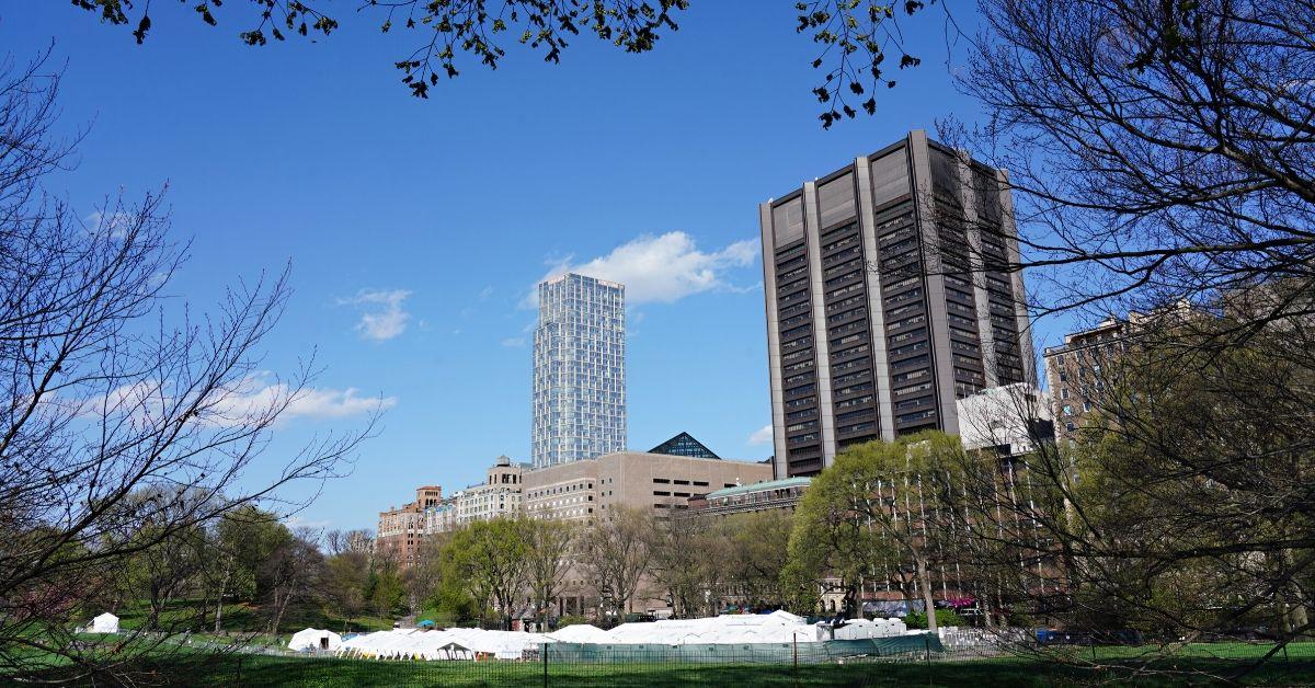 Hospital de Campaña de Central Park