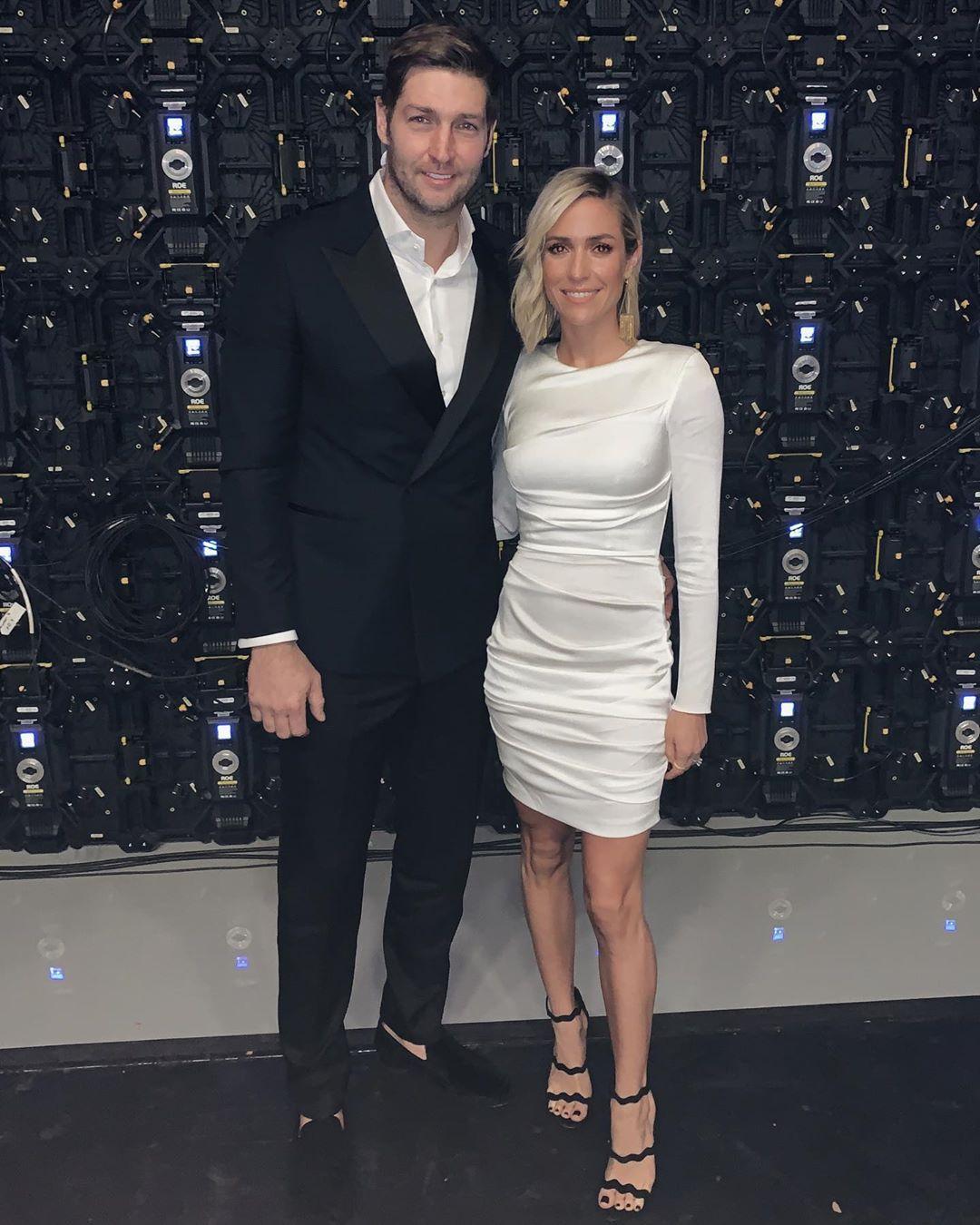 Kristin Cavallari y Jay Cutler anunciaron su divorcio