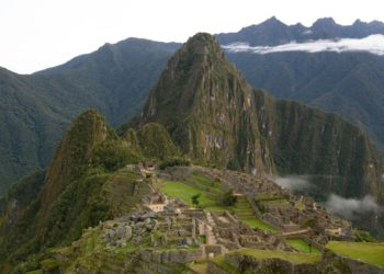 Machu Picchu virtual