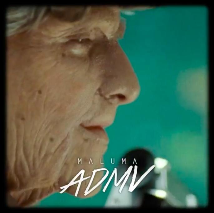 Maluma presenta el video de su canción ADMV