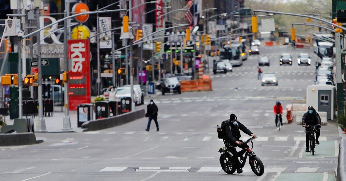 Estado de Nueva York registra menor número de fallecidos por coronavirus